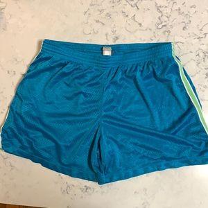 Women's Athletic Champion Shorts Size XL